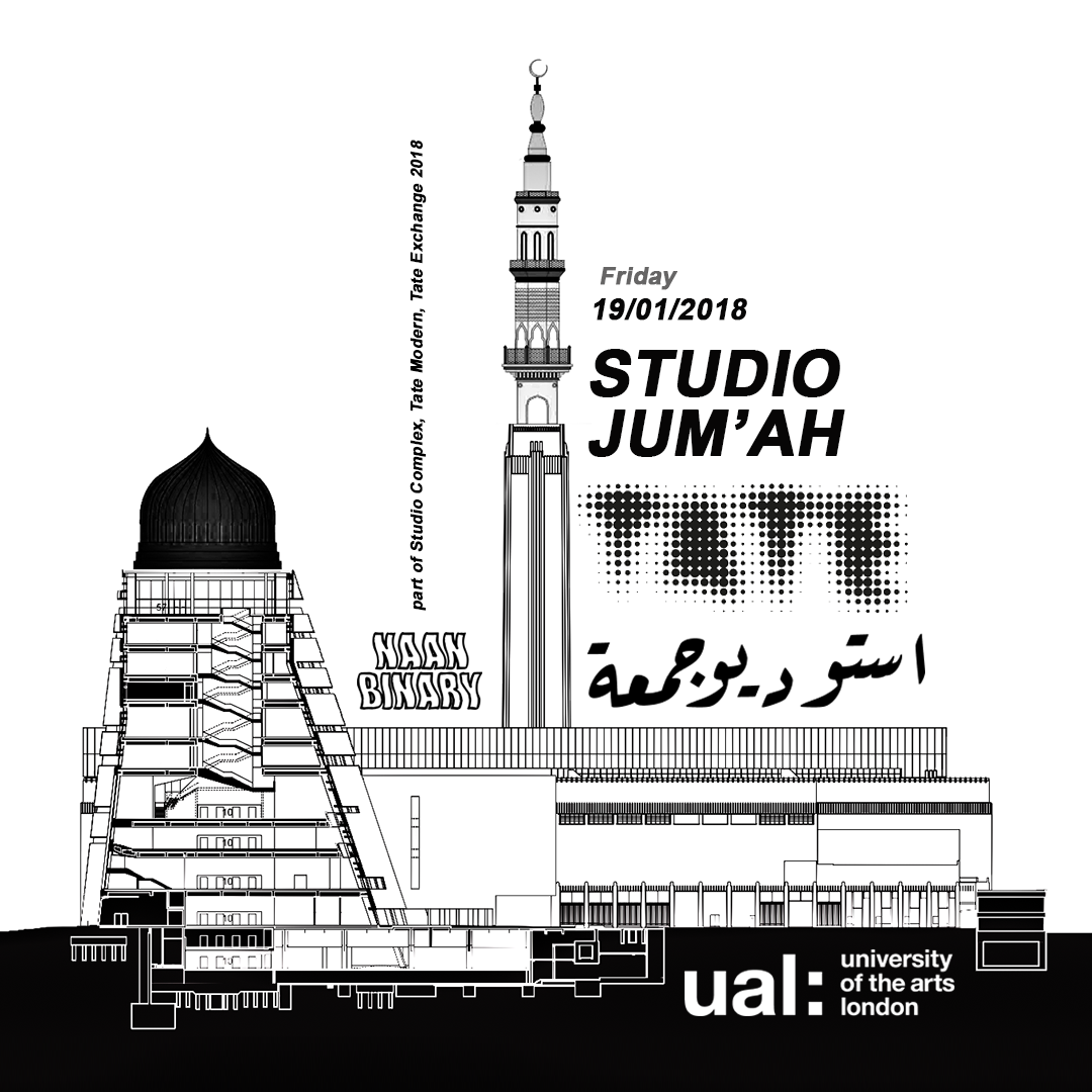 Studio Jumah Square Flyer