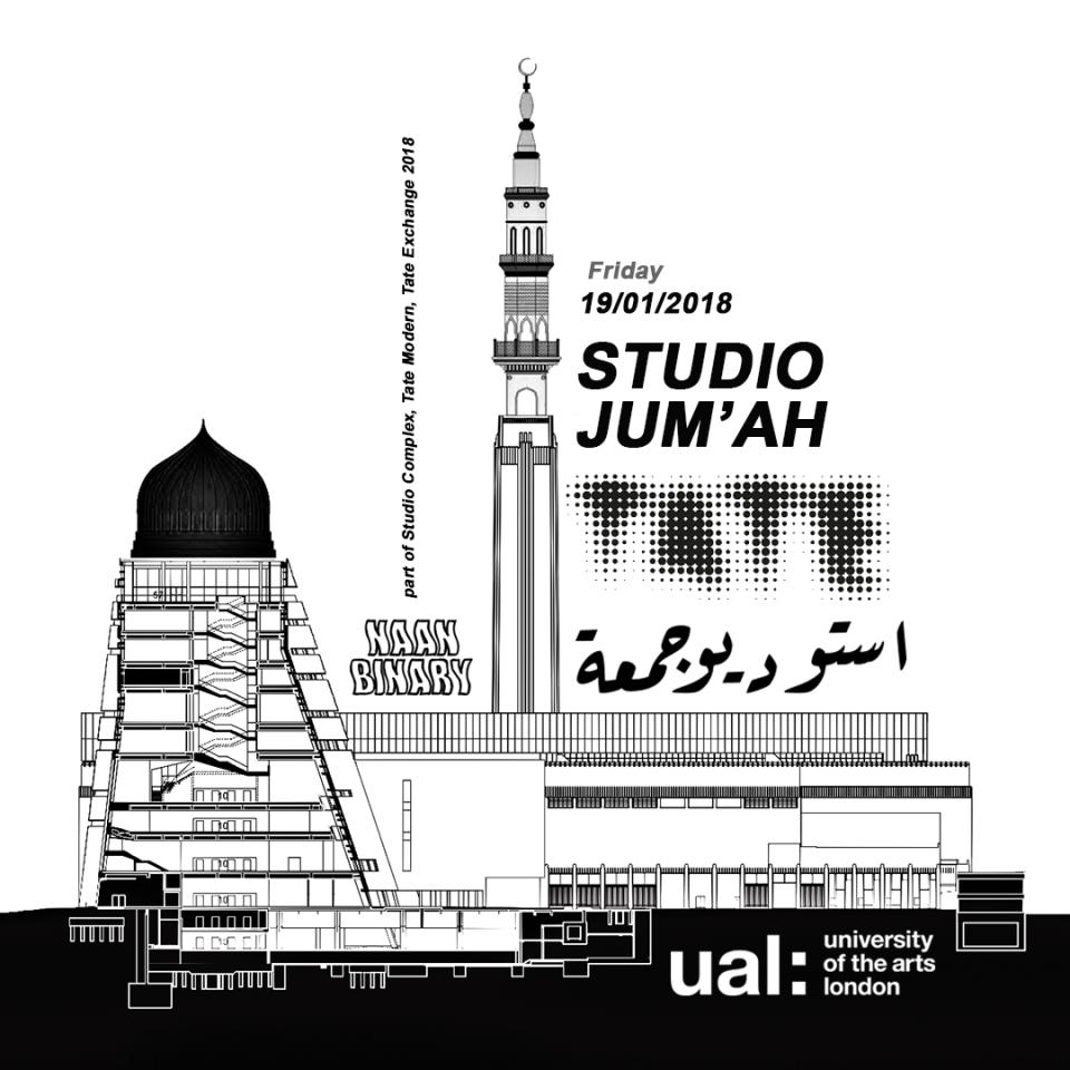 Studio Jumah Square Flyer